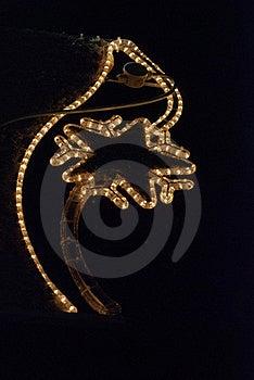 Christmas Lights Stock Photography - Image: 22762032