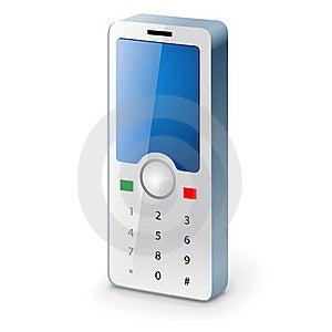 Mobile Phone Stock Image - Image: 22763311
