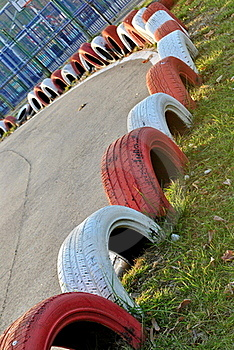 Racing Track Royalty Free Stock Photography - Image: 22771757