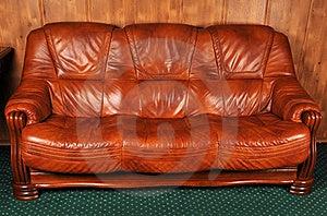Leather Sofa Stock Photos - Image: 22783503