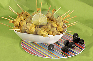 Seafood Appetizer Stock Image - Image: 2280061