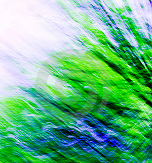 Green / Blue Blend Abstract 10 Stock Images - Image: 2283234