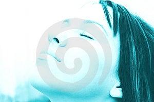 Blue Crush Stock Images - Image: 2283774