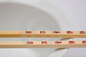 Chopsticks Royalty Free Stock Photos - Image: 2286968