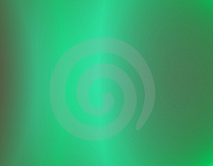 Green electric background