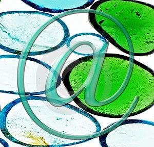 Email Symbol Stock Photo - Image: 2288800