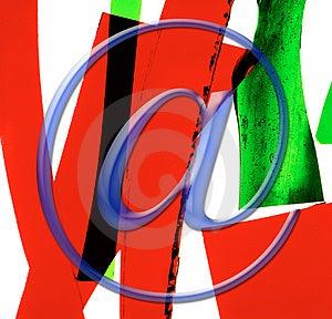 Email Symbol Royalty Free Stock Photo - Image: 2288945