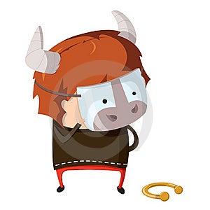 Taurus Royalty Free Stock Image - Image: 22805066
