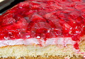 Strawberry Pie Royalty Free Stock Photography - Image: 22816327