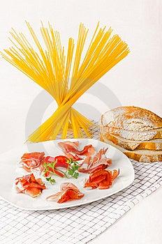 Italian Prosciutto Royalty Free Stock Photography - Image: 22823477