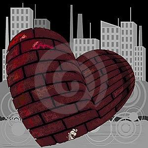 City Love Concept Stock Photo - Image: 22823710