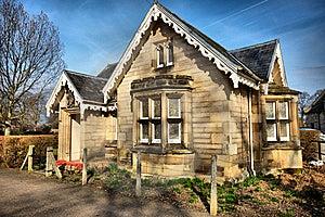Scottish House - HDR Royalty Free Stock Photo - Image: 22827745