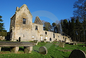 Remains Of St. Bridgets Kirk Royalty Free Stock Images - Image: 22830349