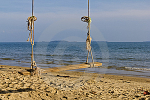 A Lonely Swing Stock Photography - Image: 22835182