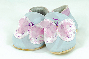 Baby's First Shoes Stock Photography - Image: 22835332