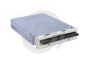 Floppy Drive Royalty Free Stock Images - Image: 22836089