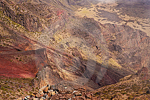 Haleakala Volcano And Crater Maui Hawaii, Stock Images - Image: 22850954