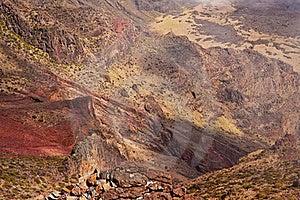 Haleakala Volcano And Crater Maui Hawaii, Stock Images - Image: 22850954
