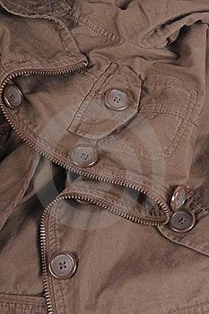 Cotton Jacket Background Royalty Free Stock Images - Image: 22857789