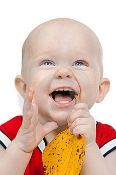 Portrait Of Infant Boy Stock Photos - Image: 22863843