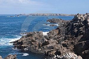 Rocky Coastline Royalty Free Stock Photo - Image: 22865835