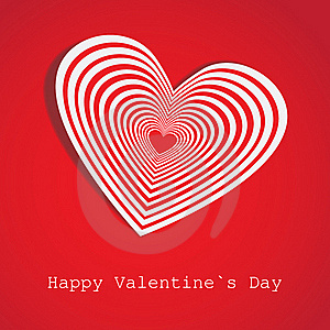 Original Paper Heart Stock Photography - Image: 22871732