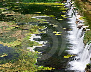 Waterfall Stock Photo - Image: 22874840