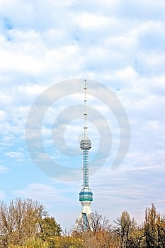 TV Tower Stock Image - Image: 22875351