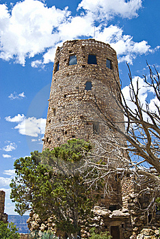 Lookout Tower Stock Photos - Image: 22878103