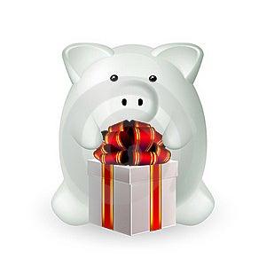 Piggy Bank Royalty Free Stock Photos - Image: 22882728