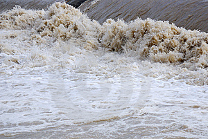 Dangerous Rapids Royalty Free Stock Images - Image: 22882799