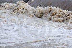 Dangerous Rapids Royalty Free Stock Images - Image: 22882799