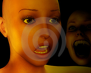 Terror Of Horror 3 Stock Photo - Image: 2290400