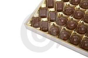 Box Of Chocolates Royalty Free Stock Photos - Image: 2290588