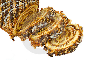 Swiss Roll Royalty Free Stock Image - Image: 2291376