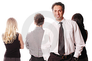 Business team concept Free Stock Photo