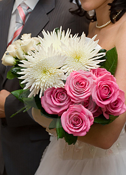 Bouquet Of Roses Stock Images - Image: 2291924
