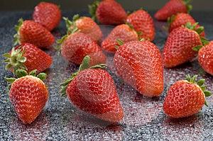 Erdbeere Stockfotos - Bild: 2294243