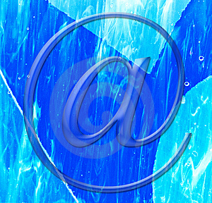 Email Symbol Royalty Free Stock Photos - Image: 2295138