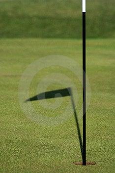 Erholungspark-Golfbereich Stockfotografie - Bild: 2299812