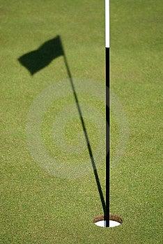 Secteur De Golf De Parc De Récréation Photo libre de droits - Image: 2299815