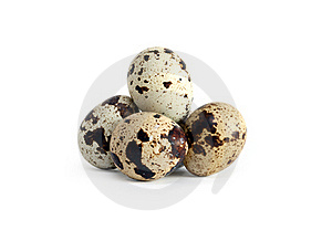 Quail Eggs Royalty Free Stock Images - Image: 22907279