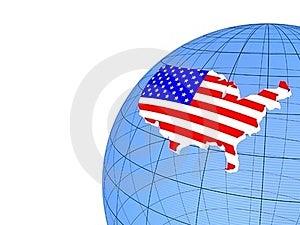The Flag Of United States Stock Photography - Image: 22913722