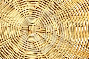 Bamboo Weave Background Royalty Free Stock Image - Image: 22936696