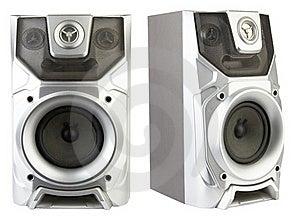 Wood Loud Speakers Royalty Free Stock Photos - Image: 22941198