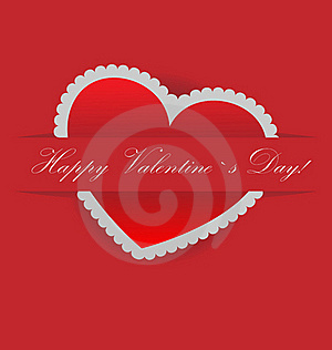 Valentines Day Card Stock Images - Image: 22944754