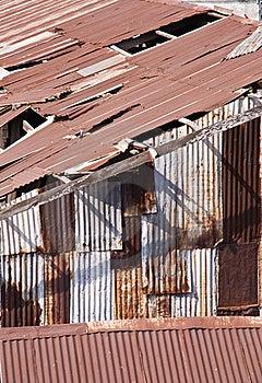 Aged Warehouse Royalty Free Stock Image - Image: 22944936