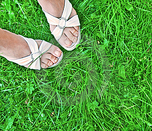 Foots Royalty Free Stock Image - Image: 22947226