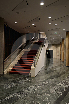 Stairs In Theatre Royalty Free Stock Photos - Image: 22971058