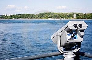 Binocular Free Stock Photo